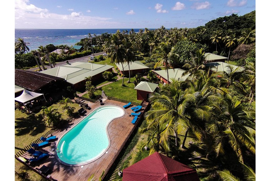 Hotel Oasis de Kiamu - Property Photo