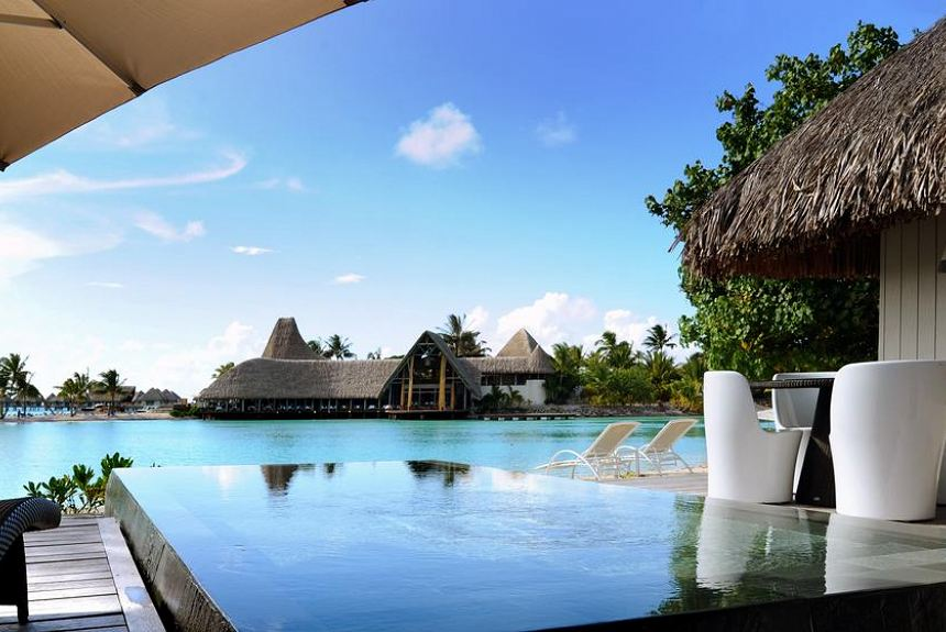 Le Meridien Bora Bora - Property Photo
