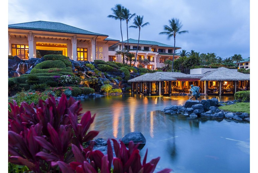 Grand Hyatt Kauai Resort & Spa - Property Photo