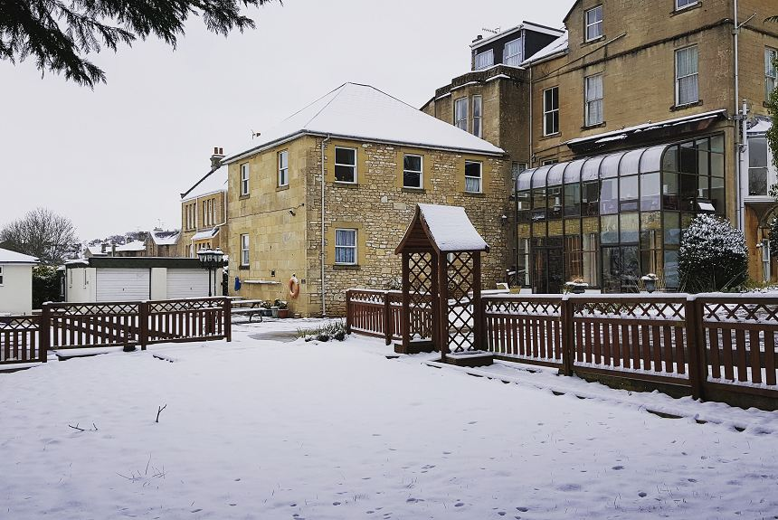 Wentworth House Hotel - Heritage City Of Bath - Property Photo