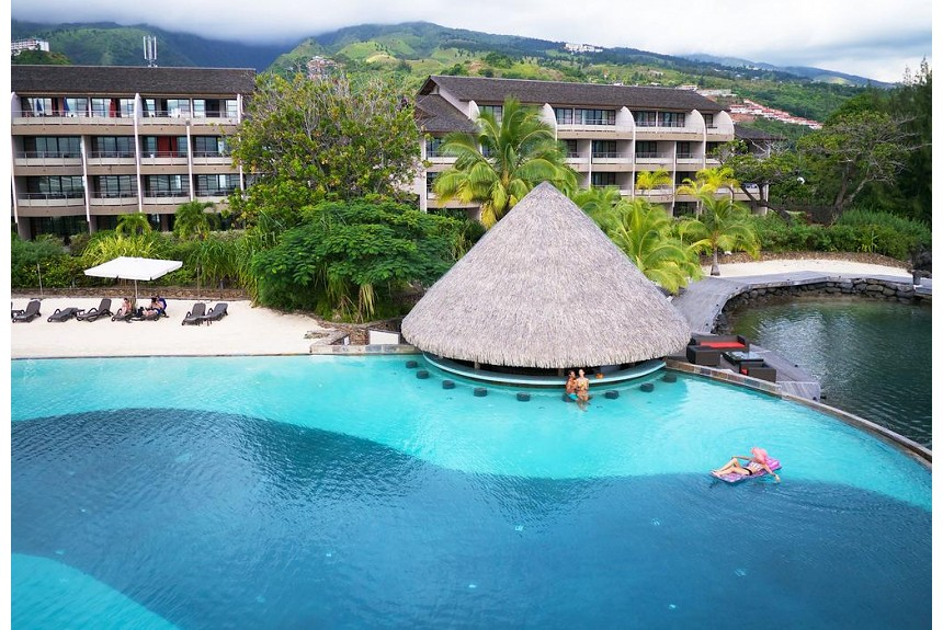 Manava Suite Resort Tahiti - Property Photo