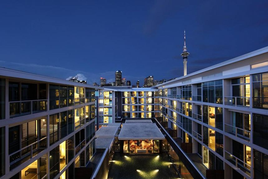 Sofitel Auckland Viaduct Harbour - Property Photo