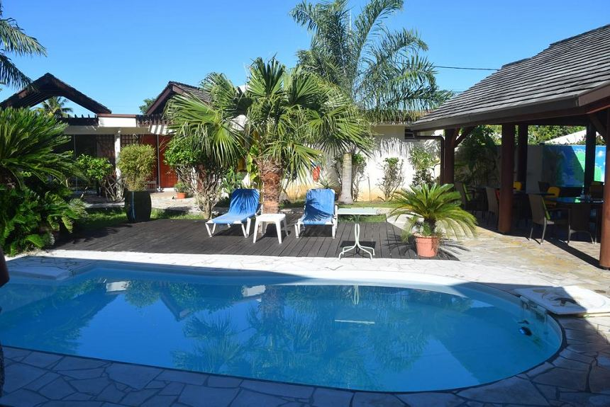 Relais Fenua - Property Photo
