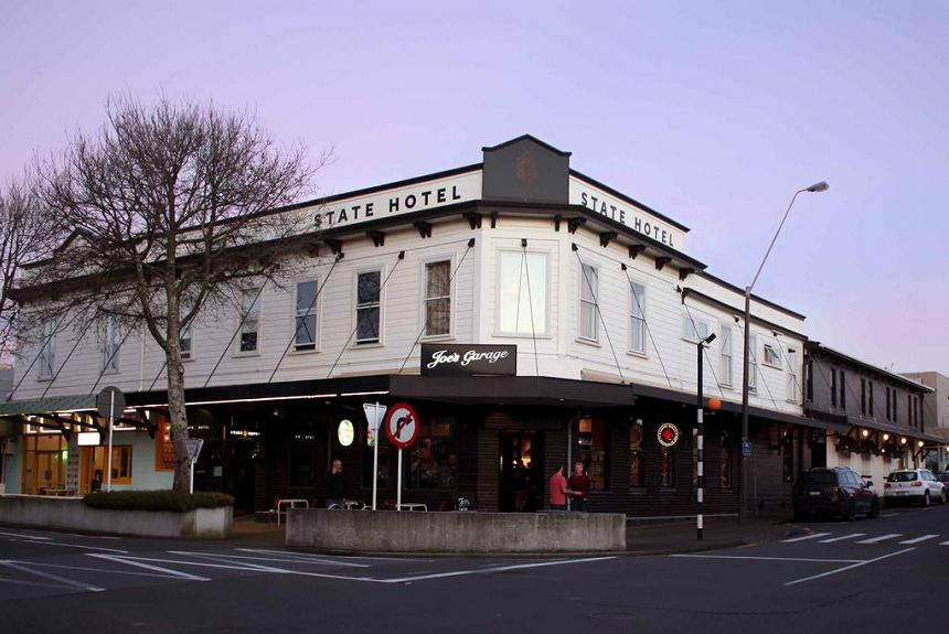 The State Hotel - Property Photo