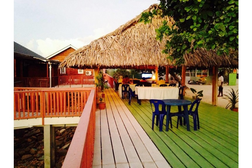 The George Hotel Kiribati - Property Photo