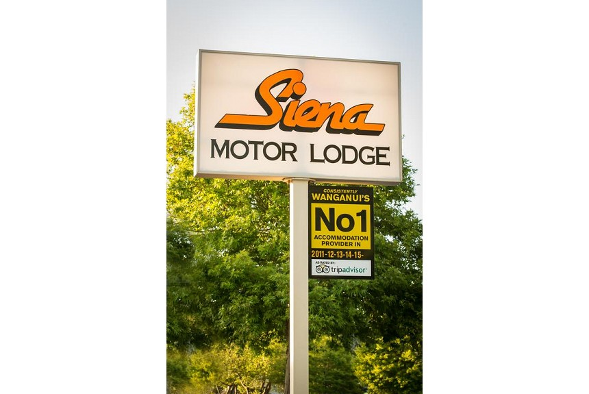 Siena Motor Lodge - Property Photo