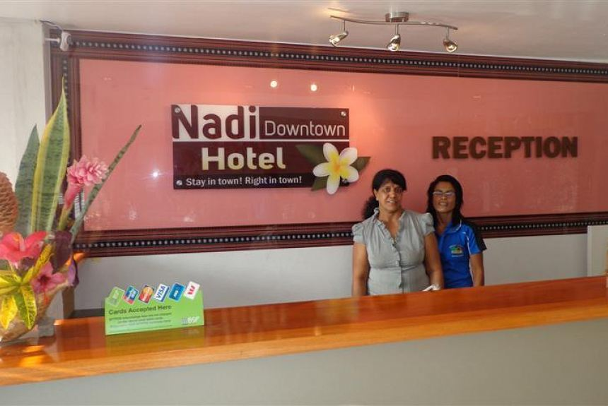 Nadi Downtown Hotel - Property Photo