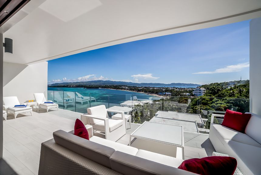 BRAND NEW Stunning Sea View Luxury 3BR Apartments - Property Photo