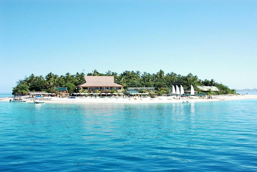 Beachcomber Island Resort - Property Photo