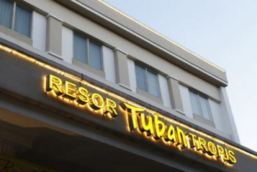 Resor Tuban Tropis Hotel - Property Photo