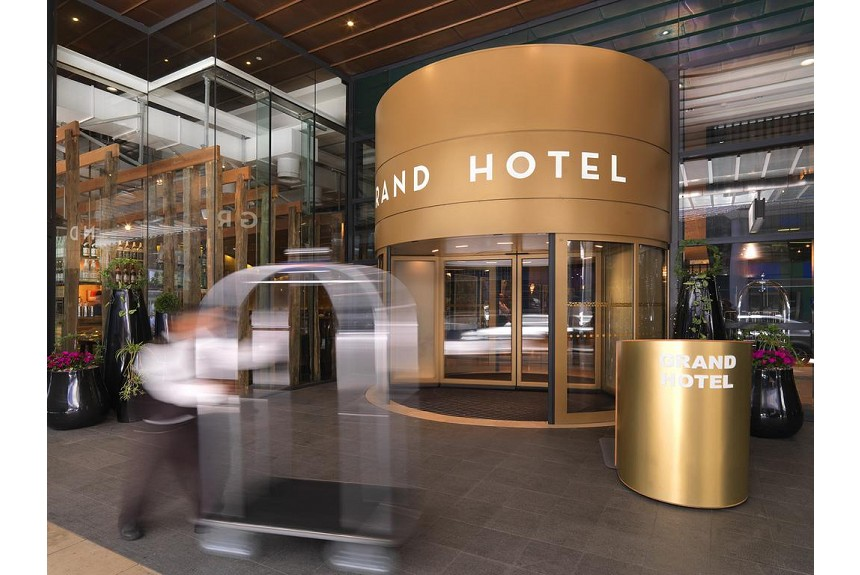 SKYCITY Grand Hotel Auckland - Property Photo