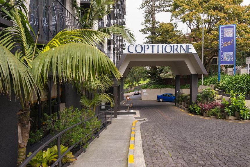 Copthorne Hotel Auckland City - Property Photo
