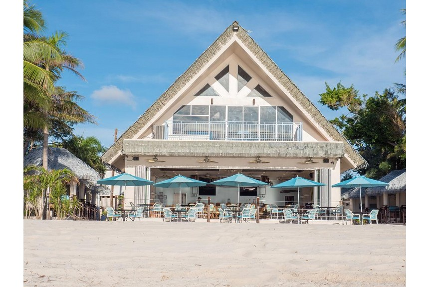 Surfrider Resort Hotel - Property Photo
