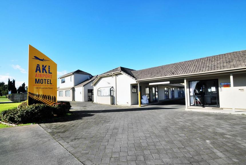 Auckland Airport Motel - Property Photo