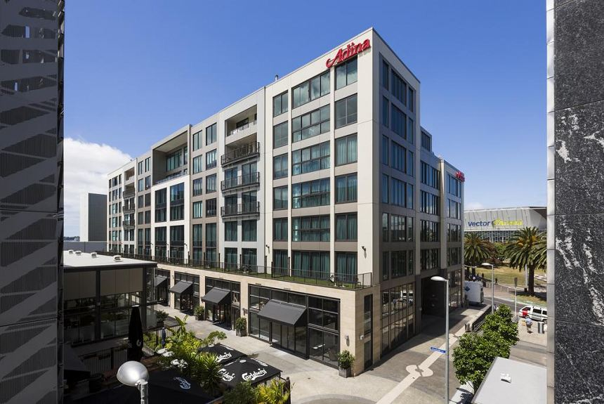 Adina Apartment Hotel Auckland Britomart - Property Photo