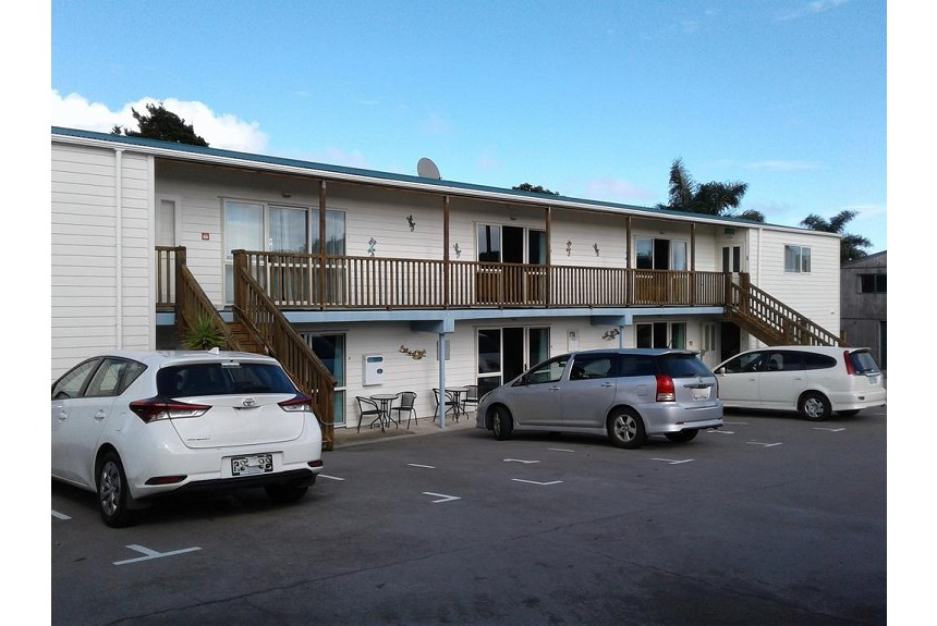 Abbey Court Motel - Property Photo