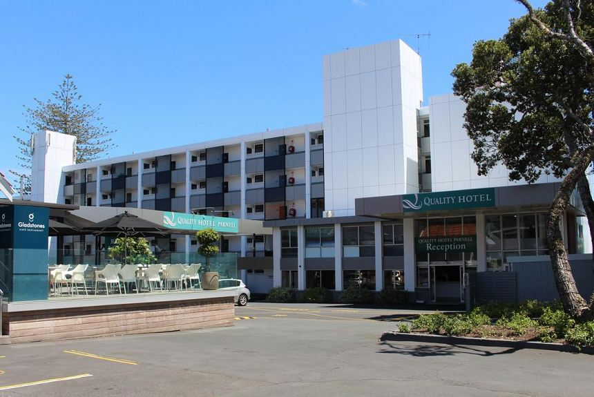 Quality Hotel Parnell - Property Photo