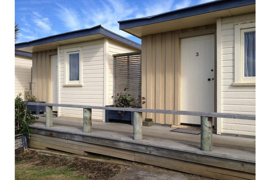 Whanganui Seaside Holiday Park - Property Photo