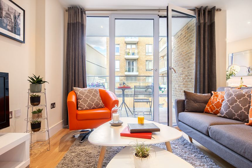 Canary Gateway Serviced Apartment - Property Photo