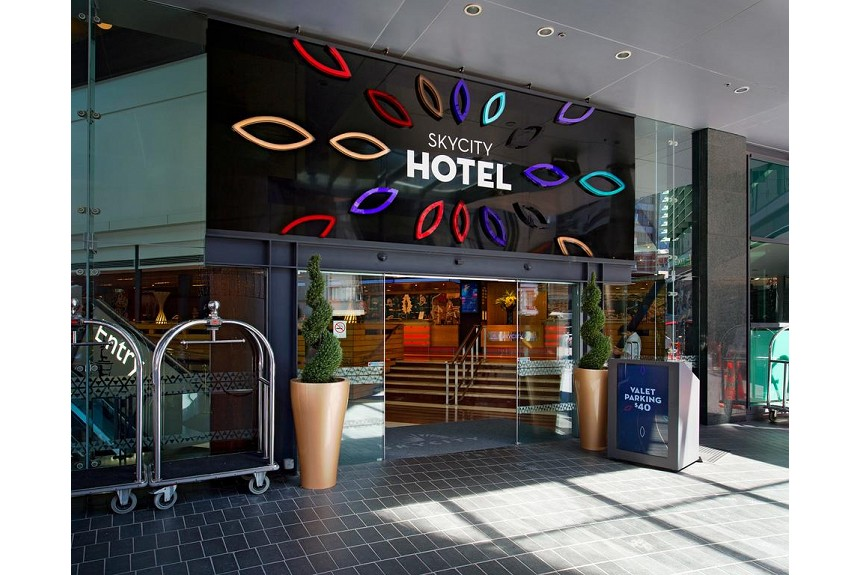 SKYCITY Hotel Auckland - Property Photo
