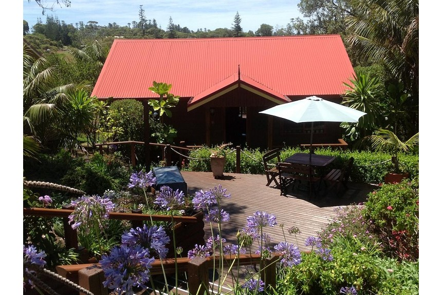 Jacaranda Park Holiday Cottages - Property Photo