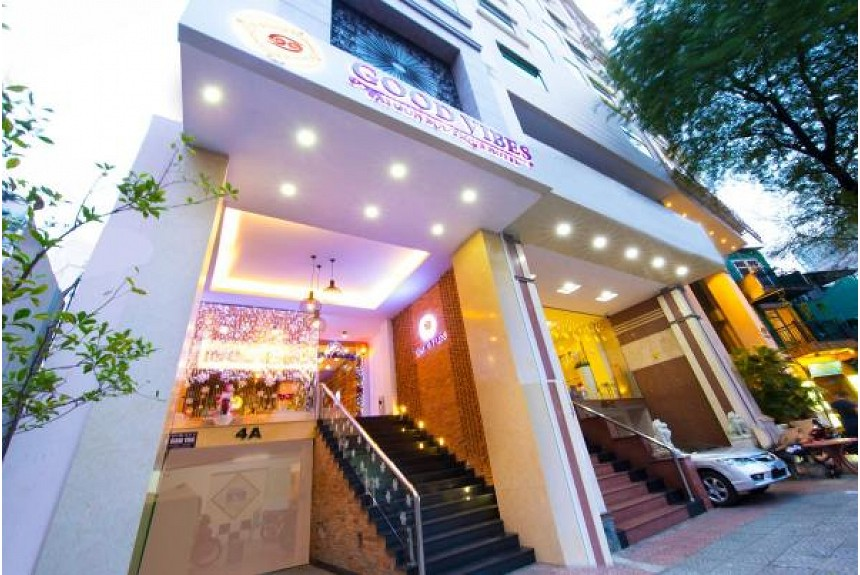 Good Vibes Boutique Hotel - Property Photo