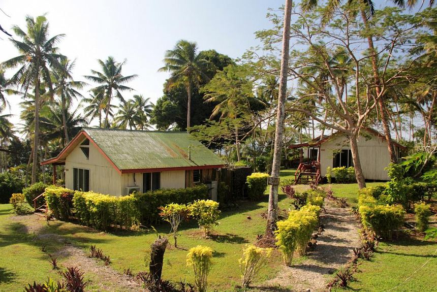 Maravu Taveuni Lodge - Property Photo