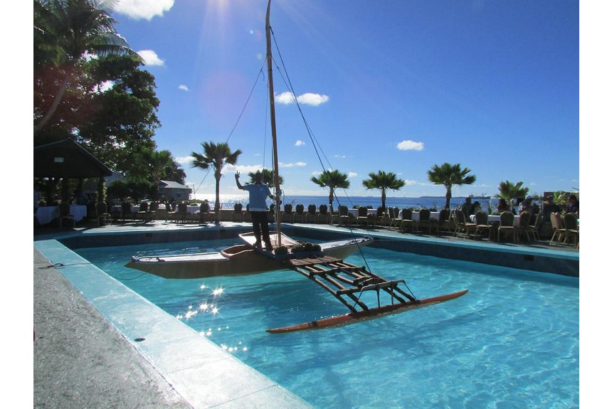 Marshall Islands Resort - Property Photo