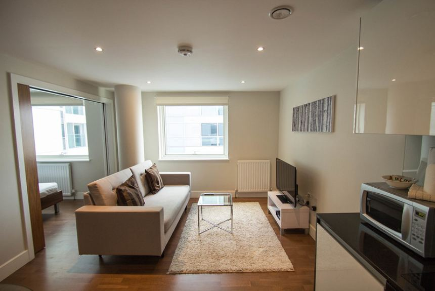 One Commercial Street One Bedroom Apartment - Aldgate - Property Photo