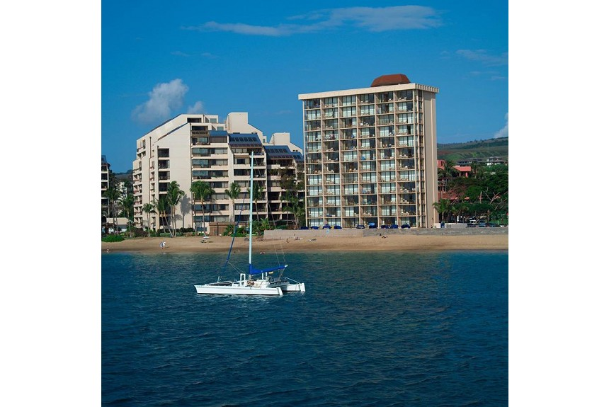 Kahana Beach Vacation Club - Property Photo