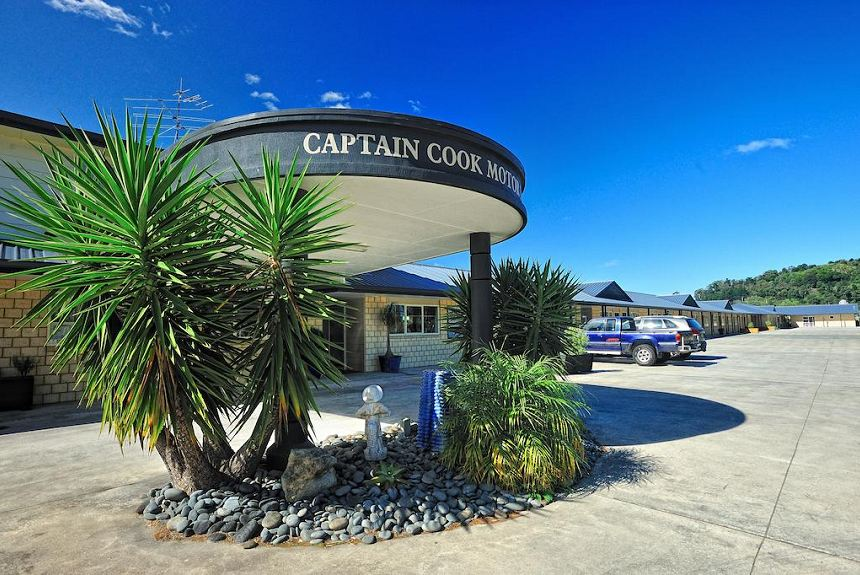 Captain Cook Motor Lodge - Property Photo