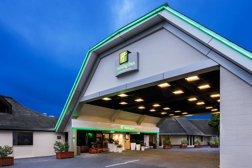 Holiday Inn Auckland Airport - Property Photo
