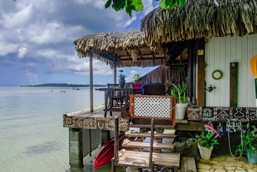 Bora Bora Bungalove - Property Photo