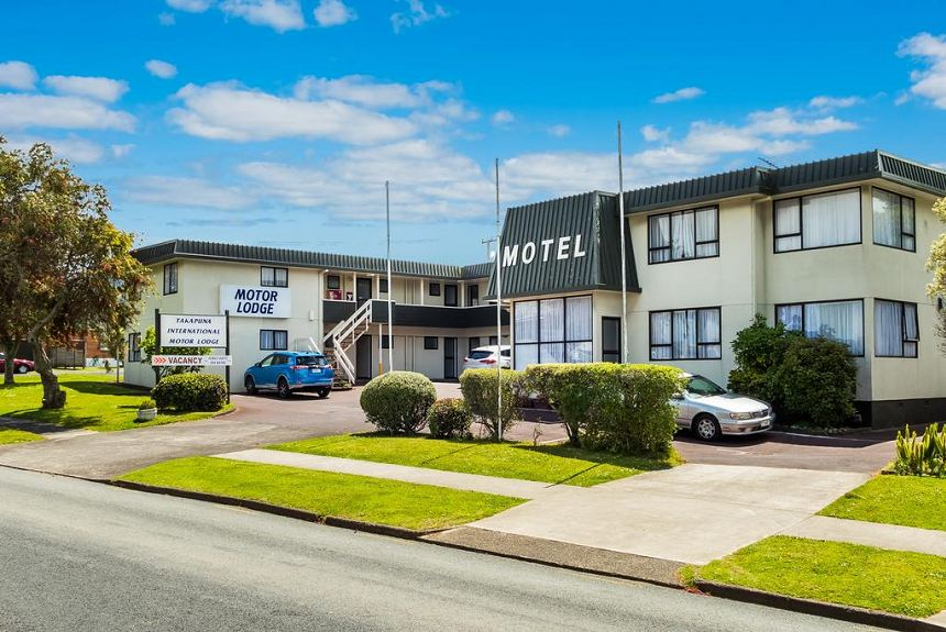 Takapuna International Motor Lodge - Property Photo