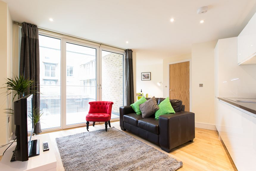 Canary Gateway Two Bedroom Serviced Apartment - Property Photo