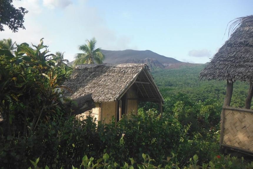 Volcano Island Paradise Bungalows - Property Photo