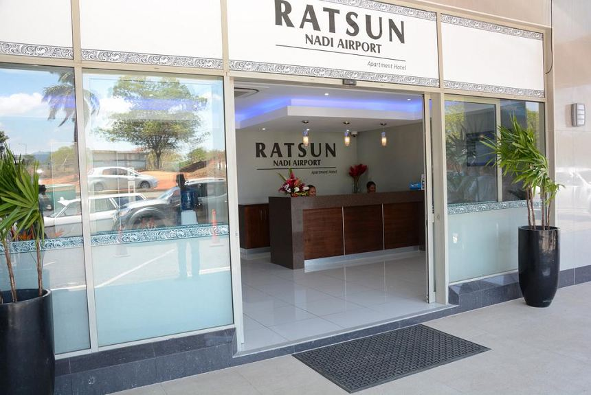 Ratsun Nadi Airport Apartment Hotel - Property Photo