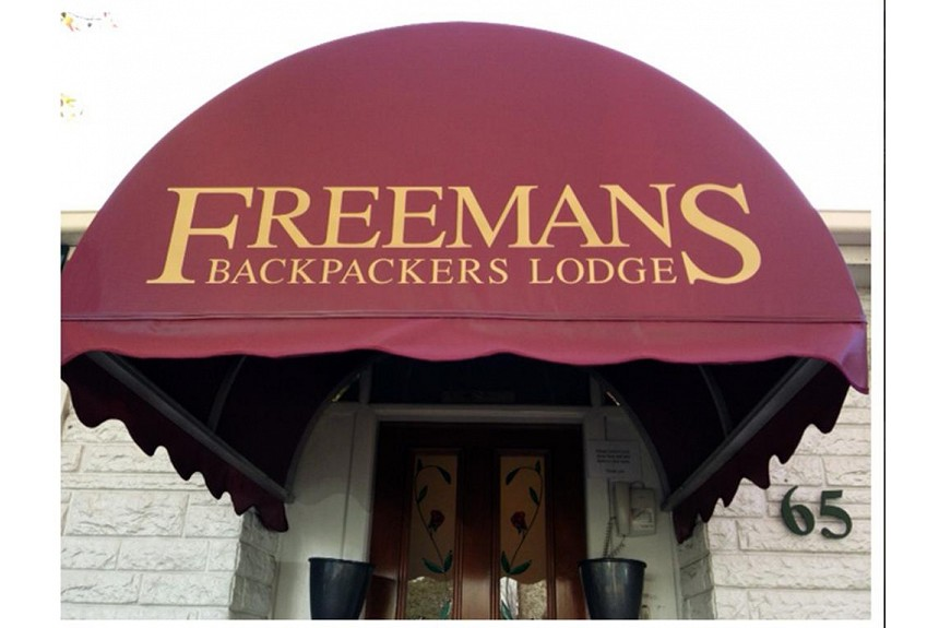 Freemans Backpackers - Property Photo