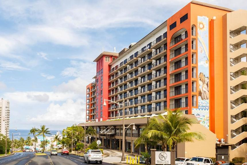 The Bayview Hotel Guam - Property Photo