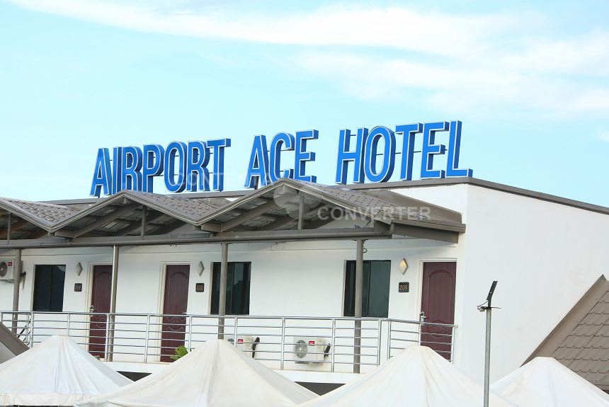 Airport Ace Hotel - Property Photo
