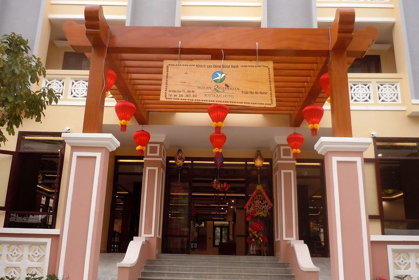 HOI AN RIVER GREEN BOUTIQUE HOTEL - Property Photo
