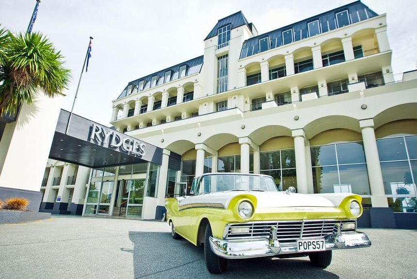 Rydges Queenstown - Property Photo