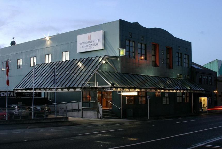 Copthorne Hotel Grand Central New Plymouth - Property Photo