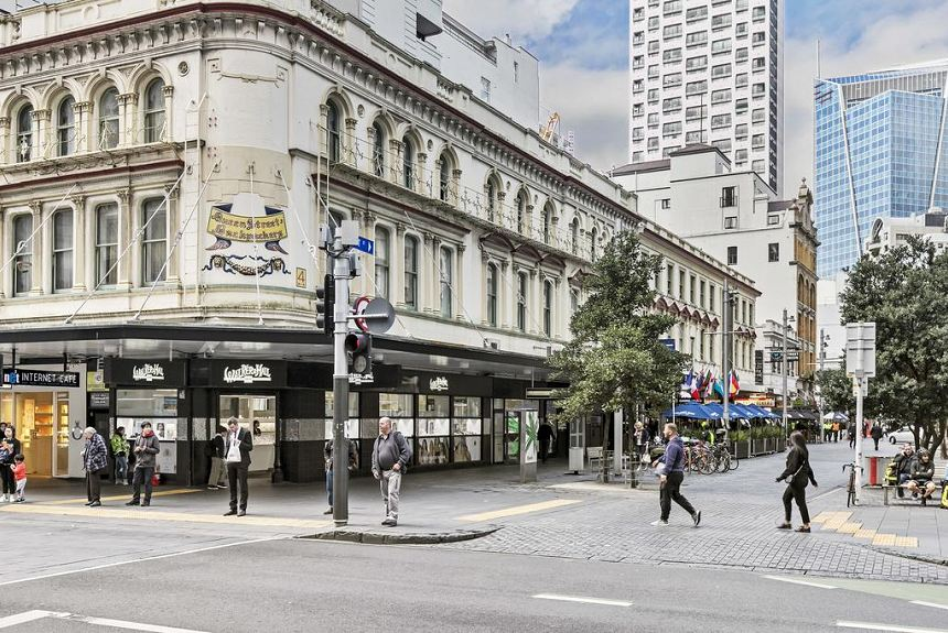 Queen Street Backpackers - Property Photo