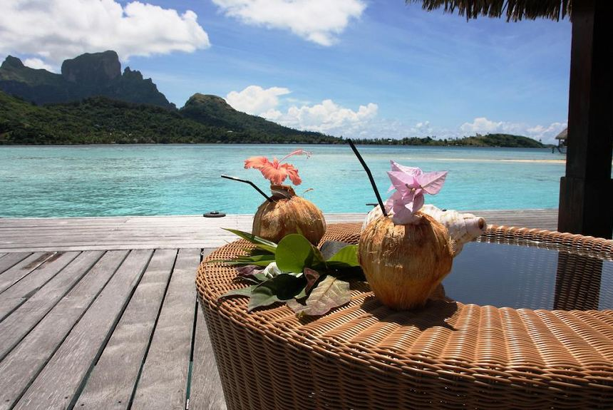 Sofitel Bora Bora Private Island - Property Photo