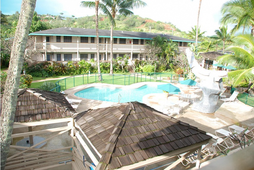 The Kauai Inn - Property Photo