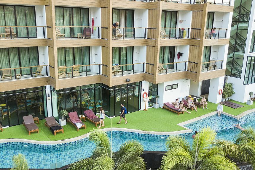 The Lunar Patong - Property Photo