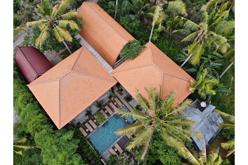 UBAD RETREAT UBUD - Property Photo
