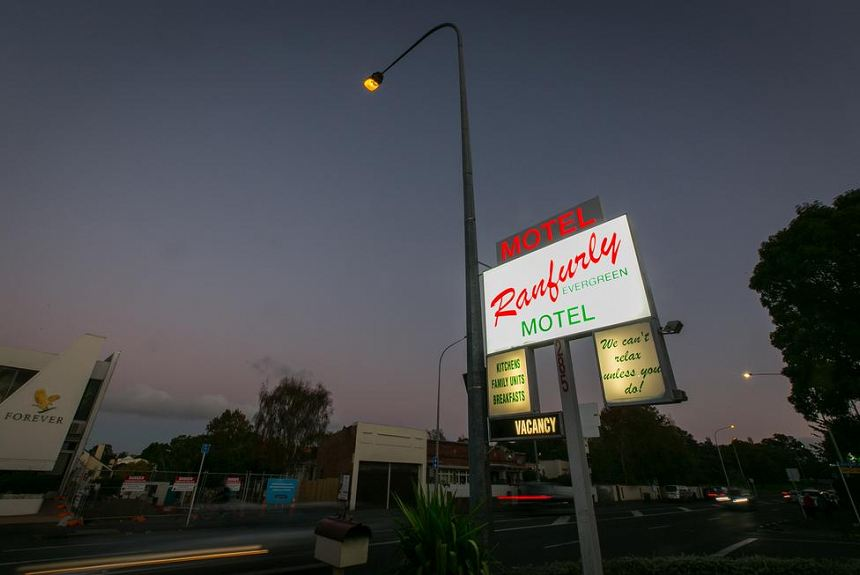 Ranfurly Evergreen Motel - Property Photo