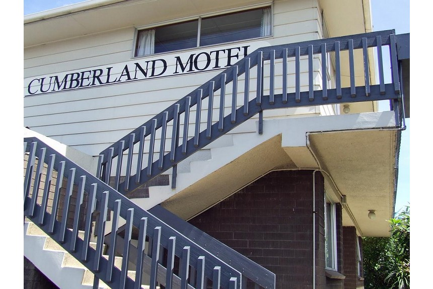 Cumberland Motel - Property Photo